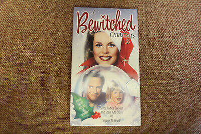 A Bewitched Christmas Volume 2 (NEW SEALED VHS 1993) Elizabeth Montgomery