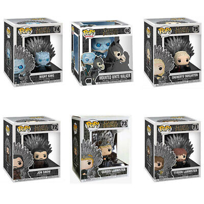 Funko Game of Thrones POP Doll,Jon Snow Night King Tyrion Mother Dragons Cersei