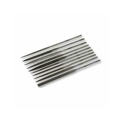 10 Pc Needle File Set Jewellers Files DIY Tool