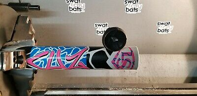 """Rolled or Shaved Rolled+Polymer Worth Wicked XL 14/"""" SSUSA Softball Bat Clean"""