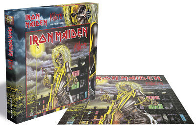 Iron Maiden 'Killers' 500 Piece Jigsaw Puzzle + NEW & OFFICIAL!