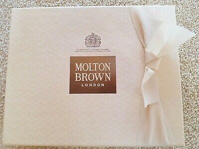 Molton Brown Delectable Delights Hand Cream Trio Gift Set. NEW unopened