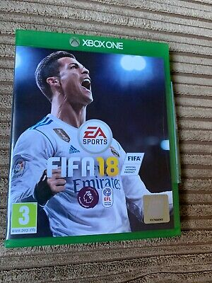 FIFA 18  Xbox One Very Good Condition