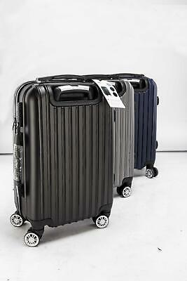 "20"" Hardshell Luggage Travel ABS Business Trolley Suitcase Box Rolling Bag"