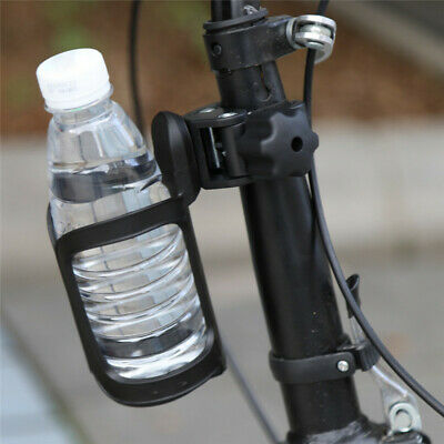 AU Motorcycle Cycling Bicycle Handlebar Drink Water Bottle Cup Holder Mount Cage