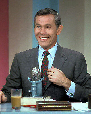 Johnny Carson Movie Photo [S267267] Size Choice