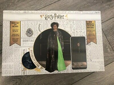 New 157Cm Fun Invisibility Cloak Harry Potter Make Yourself Invisible In Photos