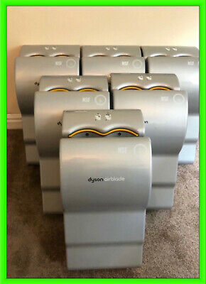 Dyson Airblade Hand Dryer *EXCELLENT CONDITION* STEEL MODEL.... MUST SEE!