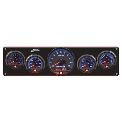 Longacre 52-44475 4 Gauge Panel with AccuTech SMi Gauges