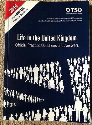 Life in the United Kingdom:Official Practice Questions and Answers 2014