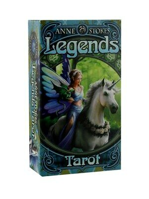 Anne Stokes Tarot Cards Legends