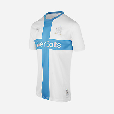 Maillot Football OM 2019/20 - 120 ans Anniversaire -