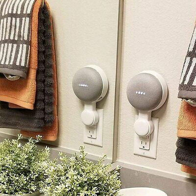 Mini Wall Mount Holder For Google Home Space-Saving for Smart Home Speakers MT