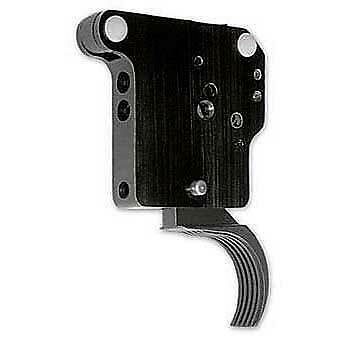 Silver 721 40X Rifle Basix L-3K-S Target Trigger w//Safety for Remington 700