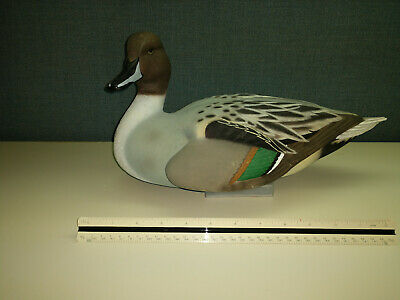 Bluebill Duck Decoy Galatas Limited Edition Lodge Den Home Decor Office New