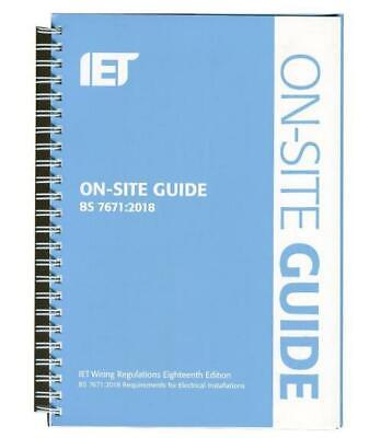 The IET On-Site Guide, 18th Edition - IET LABS