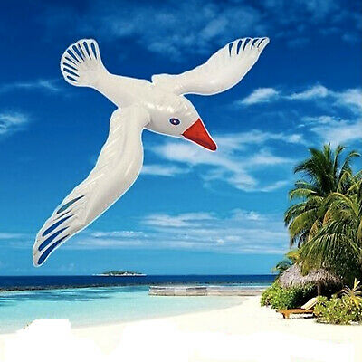 76 Cm Inflatable Seagull Bird Kids Fun/Fancy Dress Party/Blow Up Inflatable Toys