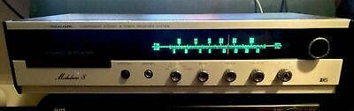 8-Track Receiver Realistic Modulaire 8 Stereo Vintage System Model 12-1404 Works