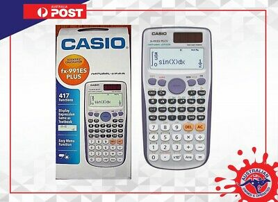 CASIO FX991es FX991 FX-991es FX 991es plus Scientific Calculator NEW