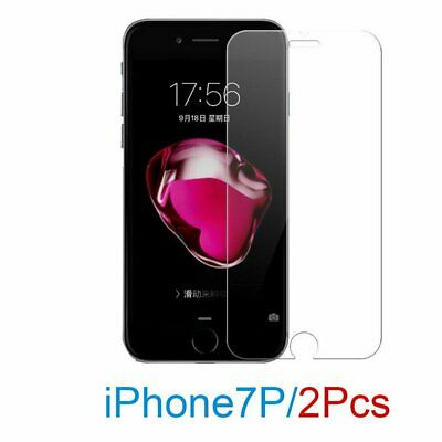 2x NUGLAS Tempered Glass Screen Protector FOR APPLE iPhone 7 PLUS