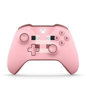 Controller Microsoft Xbox One Minecraft  Pig  Xbox ONE