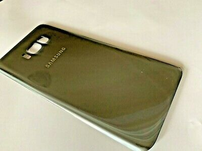 ORIGINAL SAMSUNG GALAXY S8+ plus BACK REAR COVER HOUSING REPLACEMENT Silver