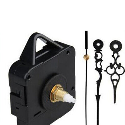 1x Wall Clock Movement Mechanism Repair Parts DIY Operated Replacement Battery