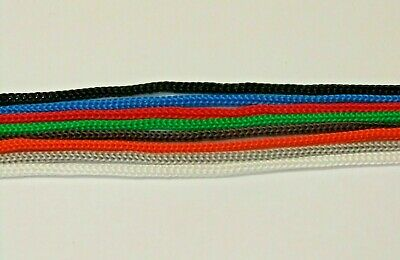 Top Quality Coloured Glasses Cord - Black Blue Brown Green Grey Orange Red White