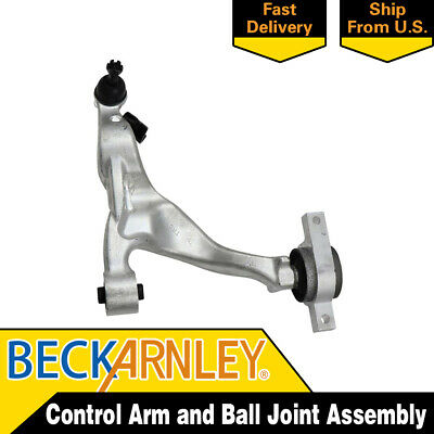 Front Upper Right Left Control Arm w// Ball Joint Set for 06-10 Infiniti M35 M45