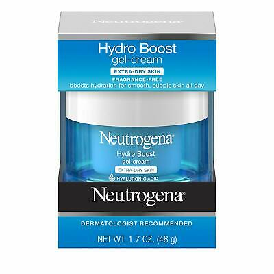 Neutrogena Hyaluronic Acid Hydrating Face Moisturizer Gel-Cream to Hydrate and S