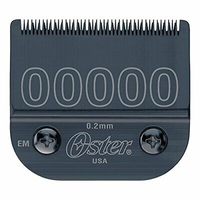 Oster® Detachable 00000 Blade Titan Turbo 77 Primo Octane Clippers 76918-606