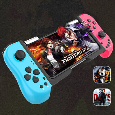 Telescopic Wireless Bluetooth 5.0 Gamepad Controller For Android iOS PUBG Game