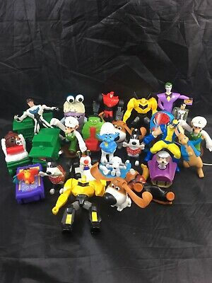26 X McDONALDS HAPPY MEAL TOYS. BULK LOT.