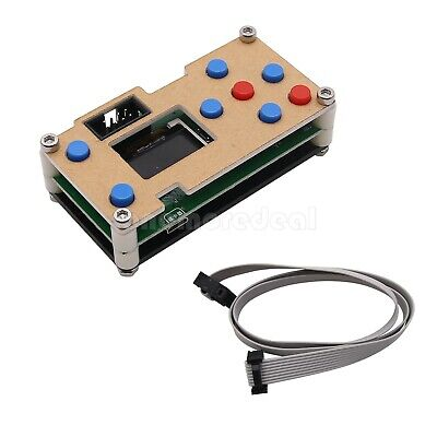 3Axis GRBL Offline Controller CNC LCD Screen for Engraver 3018PRO 1610/2418/3018
