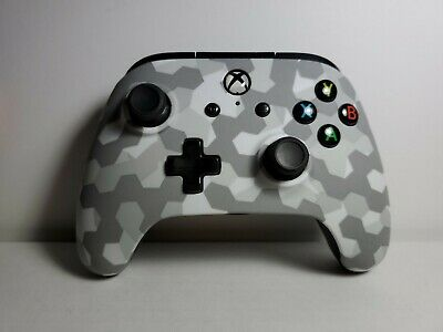 Power A Xbox One Controller Camo/Wired