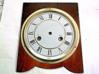 A Face From An Old  Wall Clock