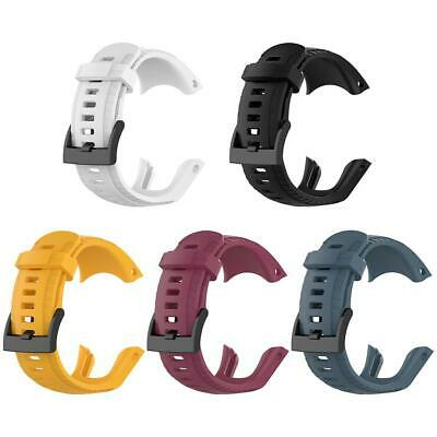 Silicone Replacement Watchband for Suunto 5 Band Strap Watch Accessories #ORP