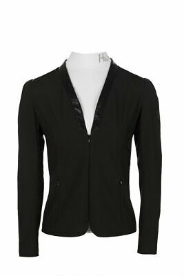Horseware Ireland Ladies Collarless Competition Jacket with Vegan Leather