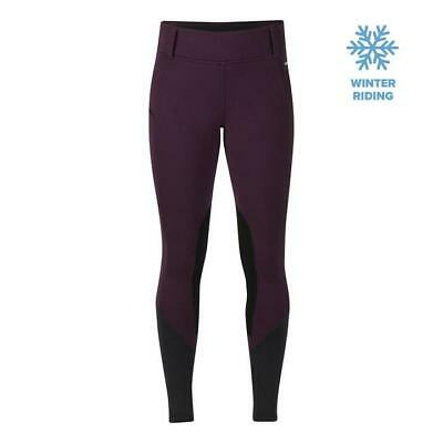 Kerrits Sit Tight Windpro Kneepatch Riding Breeches Made With Polartec