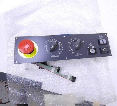 Fanuc A02B-0236-C232 Operator Sub A Panel Controller Unit with keys NEW