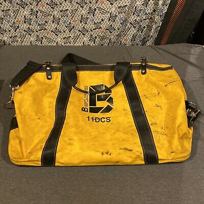 "Canvas Linemen Tool Bag Approx 26/"" x 16/"""