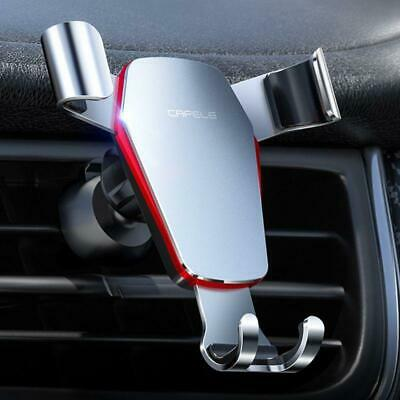 Car Air Vent Mount Phone Holder Cradle Gravity Stand for iPhone Samsung LG