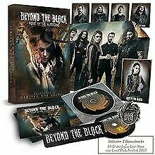 Heart of the Hurricane (Ltd.Fanbox) von Beyond the Black | CD | Zustand sehr gut