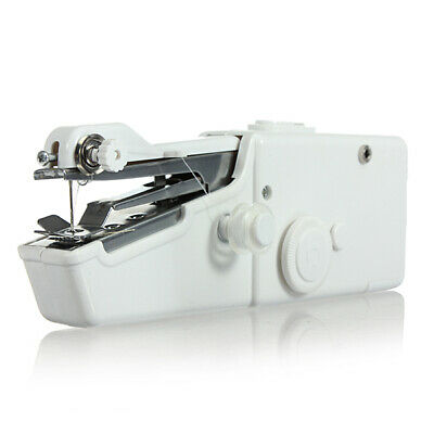 Loskii BX-215 Portable Mini Electric Handheld Sewing Machine Travel Household