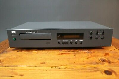 NAD 512 CD Player High End Audiophile Hi Fi Separate Working but no Display