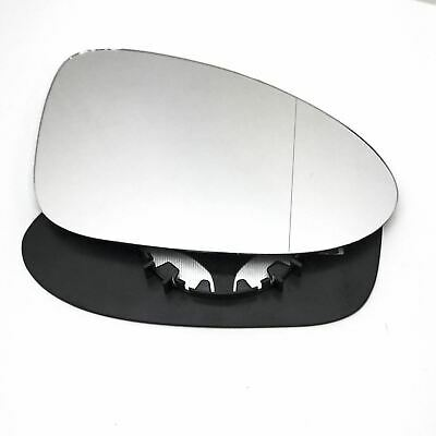 PORSCHE MACAN 2013-2017 Wing Mirror Glass Driver Side Right Aspherical Off Side