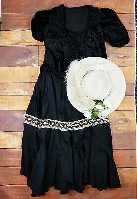 Victorian Style Costume Christmas Markets - Panto-Theatrical - Dress Up UK 10