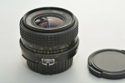 Used RMC Tokina 28mm f/2.8 Prime Wide Angle Manual Focus Lens for NIKON Cameras