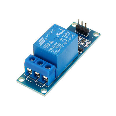 1 Channel 5V Relay Control Module Low Level Trigger Optocoupler Isolation for Ar