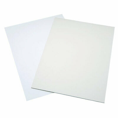 Daler Rowney Mount Board A1 White/Off White (Pack of 20)
